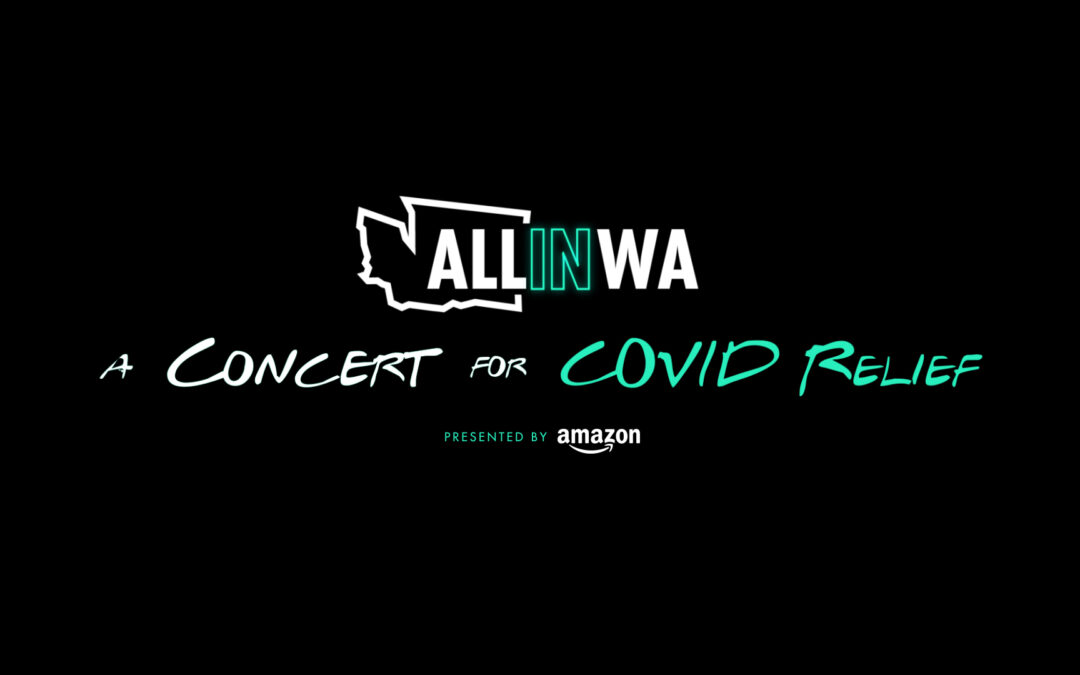 All In WA Concert Raises $55M toward $65M Goal and Draws Nearly 1 Million Viewers